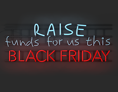 Black Friday / Neon Type