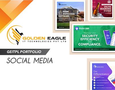 Social Media promotion Design
