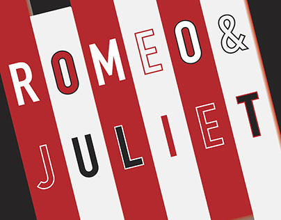 Design Exercise - Original Romeo and Juliet Poster
