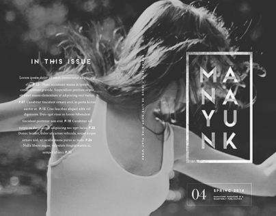 Manayunk Rebrand