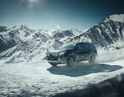 Toyota LC Prado - Against the World