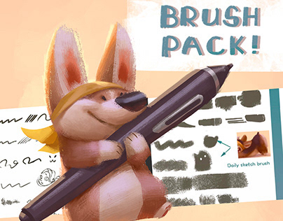 PS Brush pack 2018