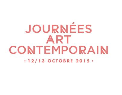 Journées art contemporain