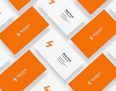 Sharan Ltd. | Logo and Identity Design