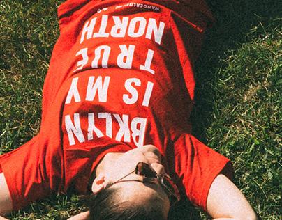 Adidas x Wanderlust World Record Shirts