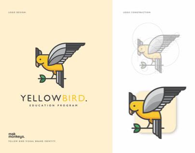 YellowBird Education Program Logo.
