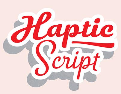 HapticScript