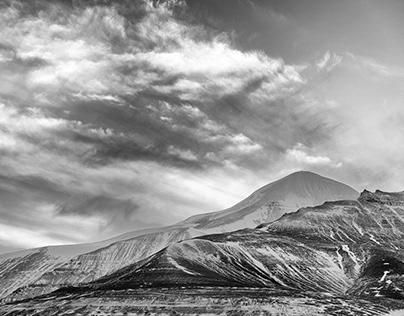Svalbard Mountain