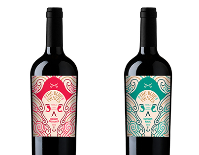 The Blue Pirates Wine