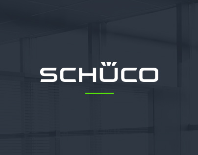 Schüco. Made for more