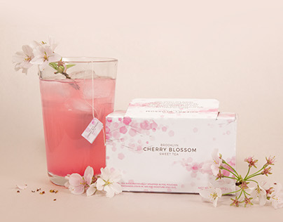 Brooklyn Sweet Tea - Cherry Blossom