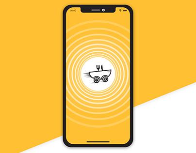 Food delivery aggregator app