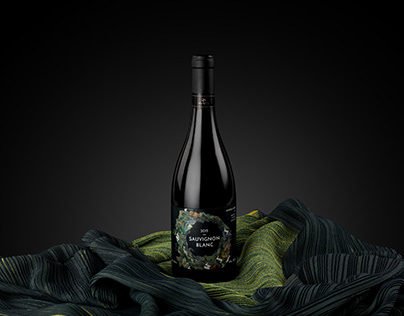 Insights Wine Illustration & Packaging