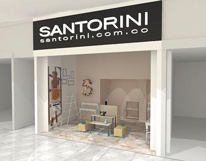 Render / Adecuación Tiendas Boutique by SANTORINI