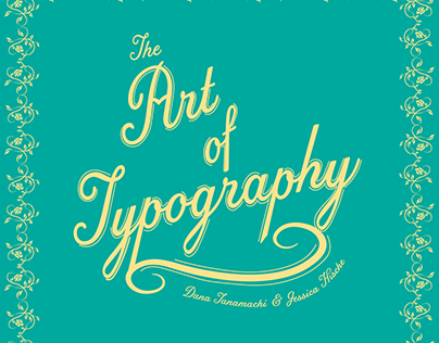 The Arts of Typography Book