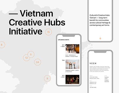 Vietnam Creative Hubs Initiative