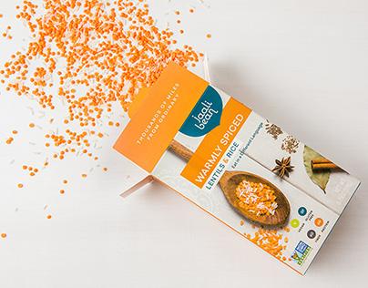 Jaali Bean Branding & Packaging