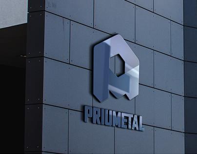 Rediseño Logo Priumetal