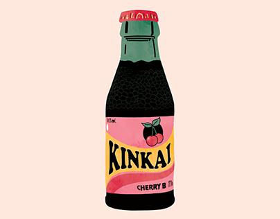 Kinkai EP Artwork