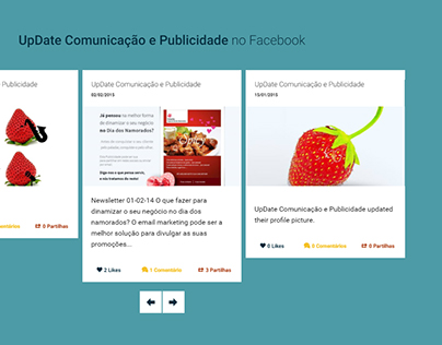 Plugin WordPress que mostra o feed do seu facebook