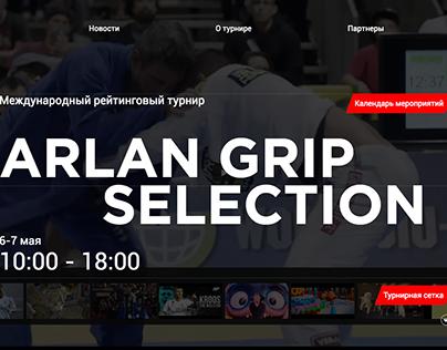 Arlan Grip website