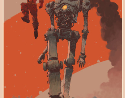 Reactor and Iron Walker
