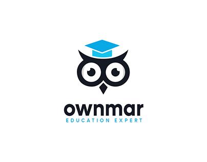 Owl + Education Logo