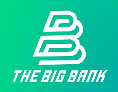 Case Fictício - The Big Bank (Social Medias)