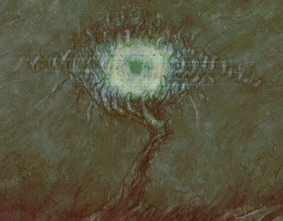 The eye of chaos