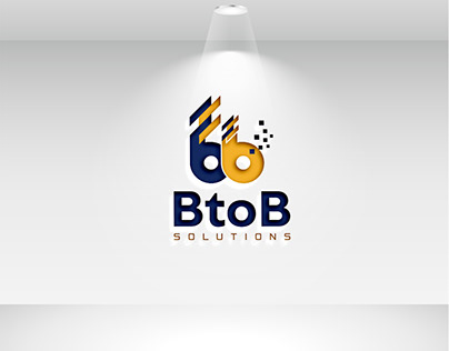 B to B Solutions Logo