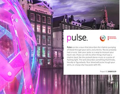 Pulse - Amsterdam Light Festival