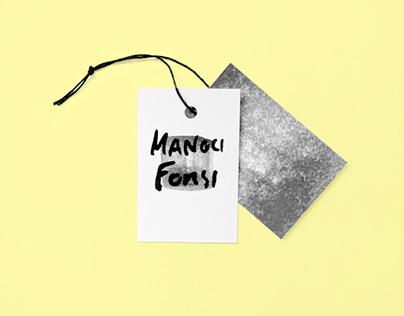 Manoli Fonsi Branding