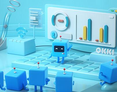 OKKI Brand IP Video 2020