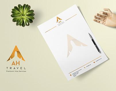 Travel Agency Logo & Branding
