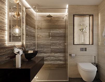 Hotel - bathroom