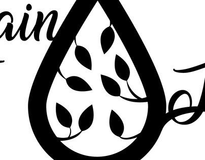 Rain Tree Conceptual Logo