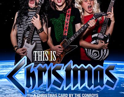 2017 Family Christmas Card
