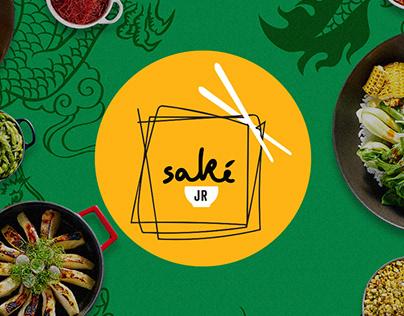 Sake Jr Branding