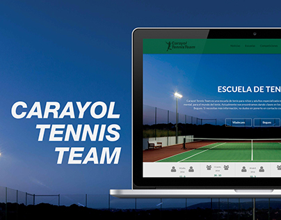Carayol Tennis Team