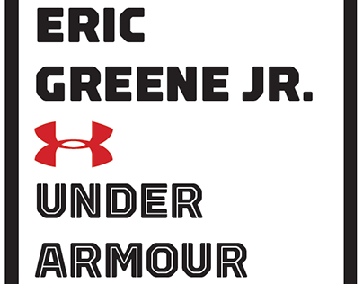 UNDER ARMOUR 2014-2015 Graphics