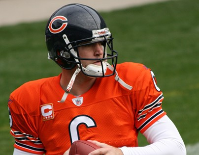 Jay Cutler Hosts Youth Football Camp Near Alma Mater