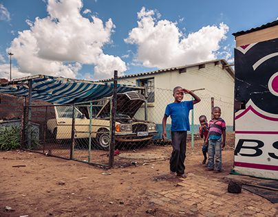 South African Townships _ Soweto | Langa