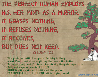 The Perfect human in Taoism