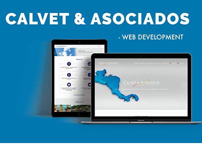Calvet & Asociados - Desaroollo Web