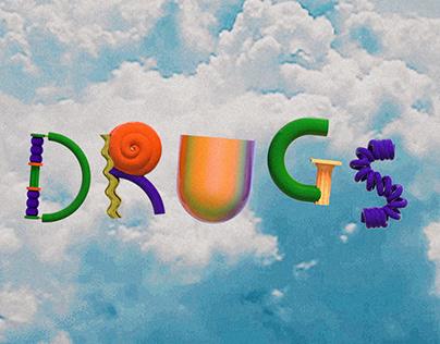 GOODMOODGOKU 'Drugs' — Art Direction