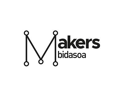 Makers Bidasoa - branding evento