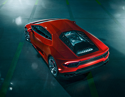 Lamborghini Huracán - The Red Beauty_Canada