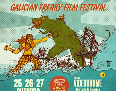 Galician Freaky Film Festival #1