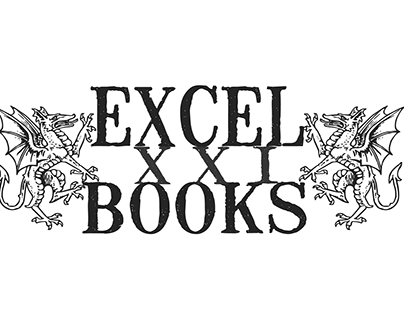 EXCEL XXI publishing house brand identity and logos