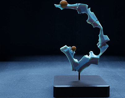 Abstract Sculpt